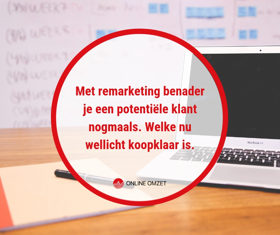 Wat is remarketing?