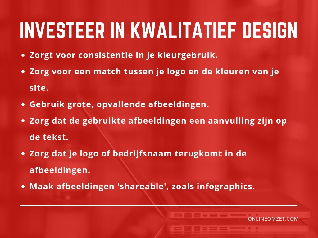 Design als onderdeel van marketing